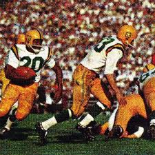 Mel Renfro's speed would have translated well in the current spread-option offense.