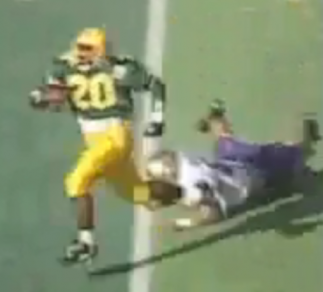 """5'9"""" cornerback Kenny Wheaton is one of the most celebrated defensive backs in Oregon history"""