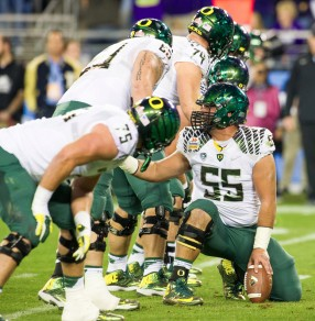Grasu is an All-American candidate at Center.
