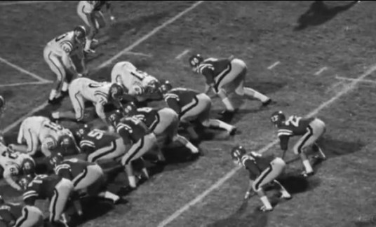 Ole Miss was dominant program nationally in the late 1950s-early 1960s