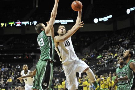 Oregon will need strong production from Waverly Austin and Mike Moser in the coming weeks.