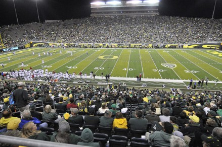 With a stadium half as big as some schools, is expansion on the way?