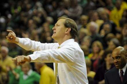 Coach Altman a master not only of the X's and O's, but bringing order as a leader