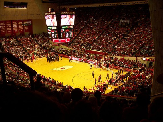 Assembly Hall, IU's iconic gym