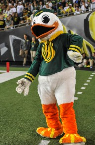 Will Puddles get to show off his push-up skills for all the recruits visiting for the Michigan State game?