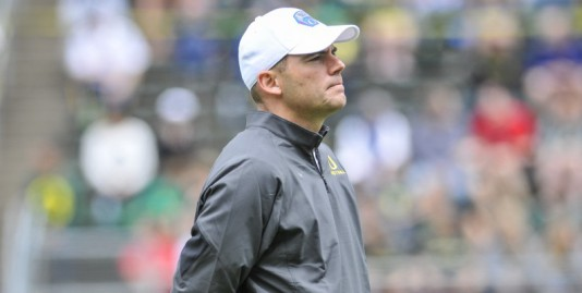 Mark Helfrich was satisfied with the Ducks secondary performance against Cal