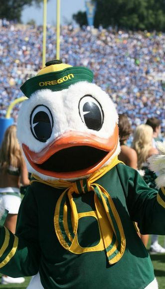 It was easy to smile on Saturday if you were a Duck fan