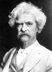 Mark Twain had some interesting things to say about his visit to Salt Lake