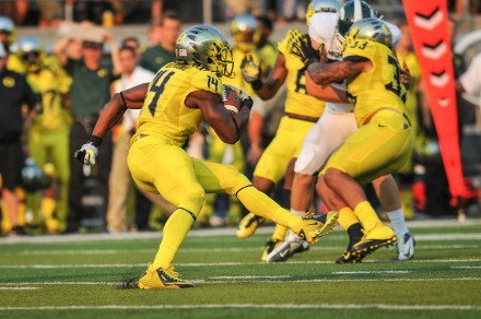 All-American Ifo Ekpre-Olomu has been a dynamic playmaker for the Oregon defense