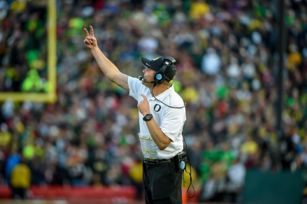 Mark Helfrich Has Led The Ducks To A 24-3 Record Through His First 27 Games as Head Coach