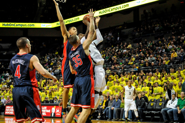 The Wildcats came to Eugene, and proved why they are the best team in the Pac