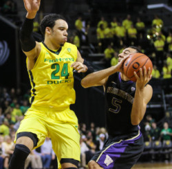 The Ducks must harass the Oklahoma State shooters to ensure victory.