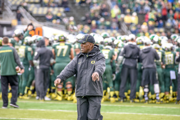 Running back coach Gary Campbell has developed all-star backs of all sizes.