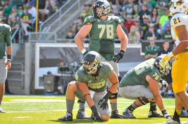 Cameron Hunt as stepped up as a leader this spring