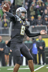 Despite likely being a top 10 pick, Mariota will no be attending the NFL Draft