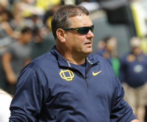The defense is under new management with the addition Brady Hoke. Hopefully they can actually stop someone this season.