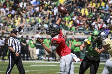Will Travis Jonsen be the next 4-star Oregon quarterback to transfer?
