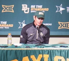 Coach Briles' may have gotten more than he bargained for when he moved from Houston.