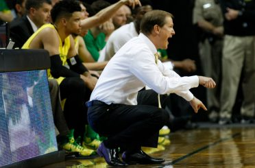 Dana Altman's team is facing a tough stretch of games to start the season.